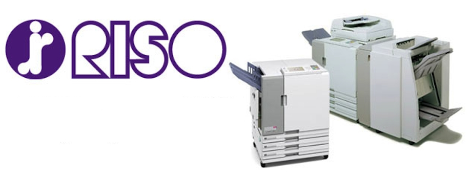 Riso Duplicator Color Printer